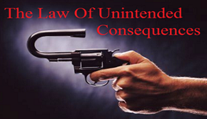 law unintended consequences